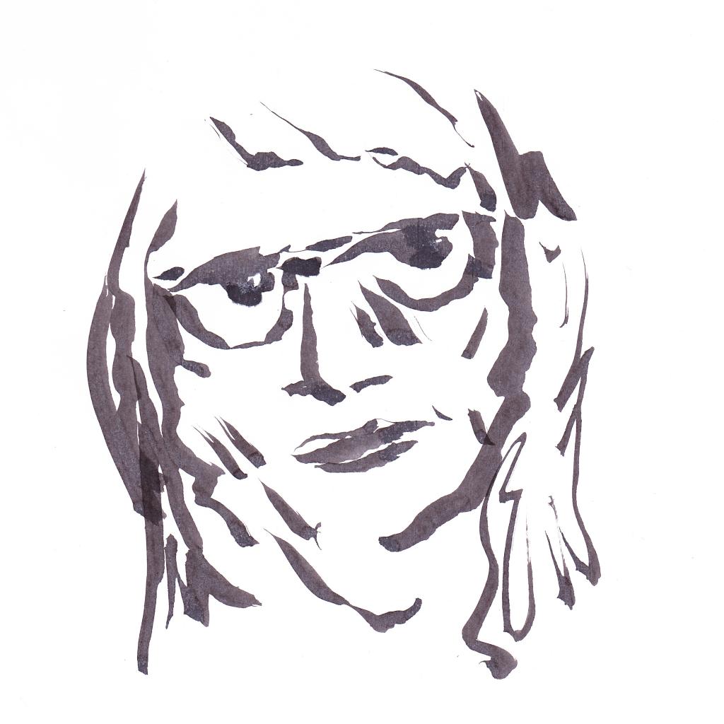 selfportrait-lisbethfrolunde